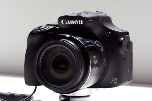 The PowerShot SX60 HS is Canon's newest superzoom, supplanting the award-winning SX50 HS.