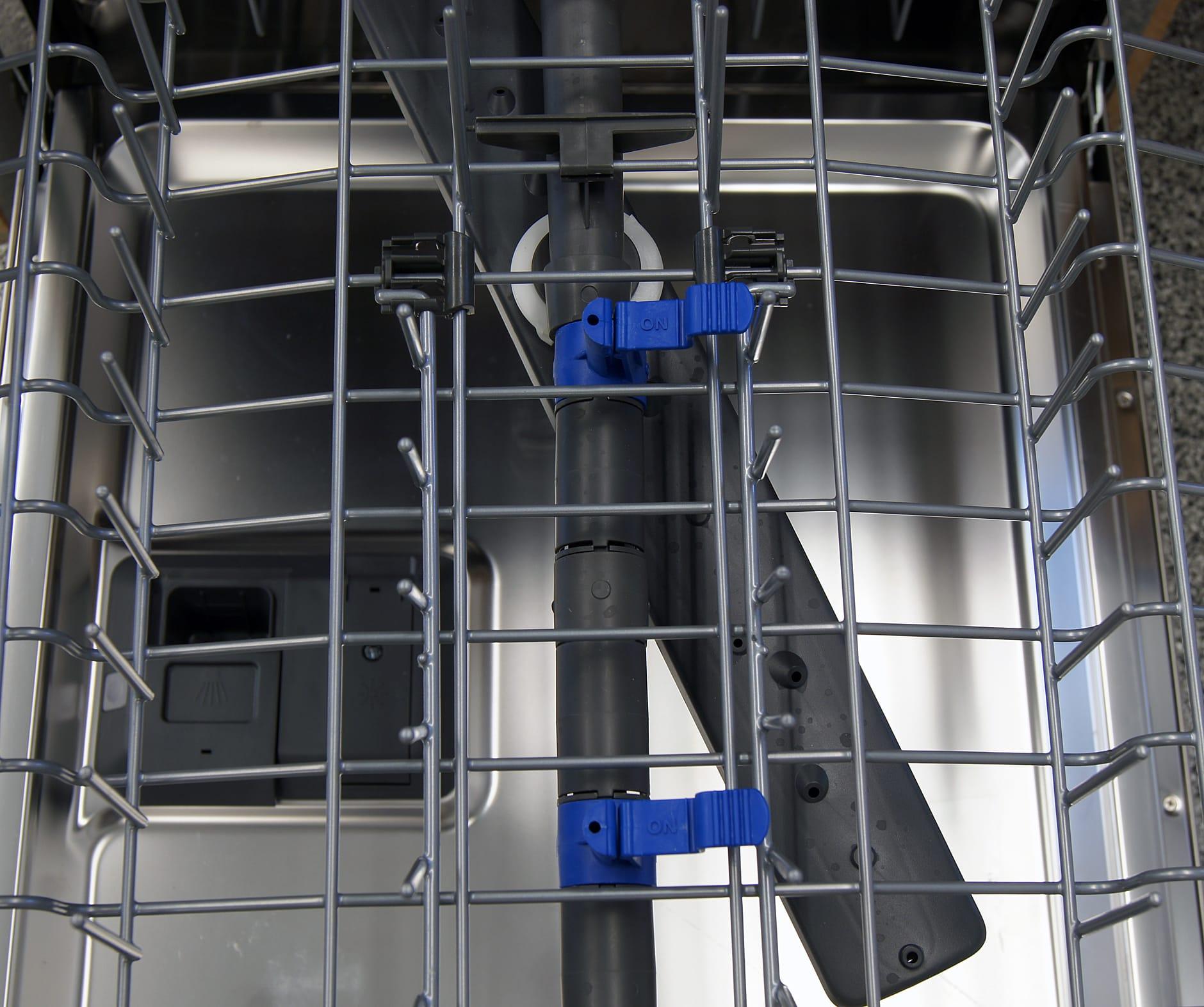 Electrolux EI24ID30QS bottle washer jets