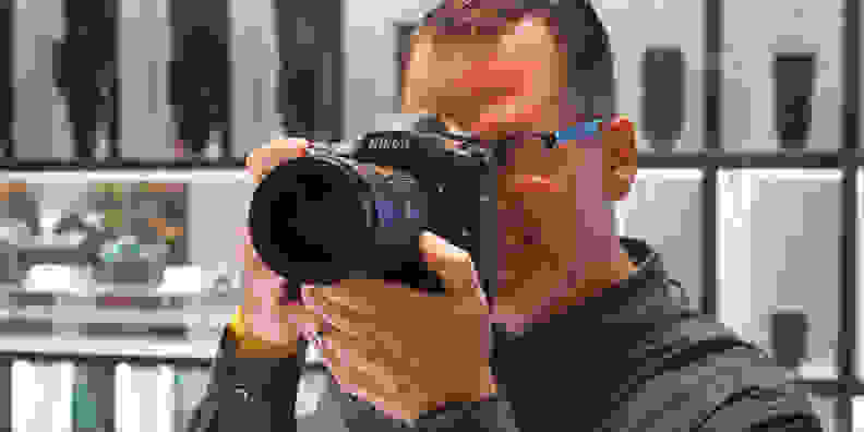 Nikon D5 Handling II
