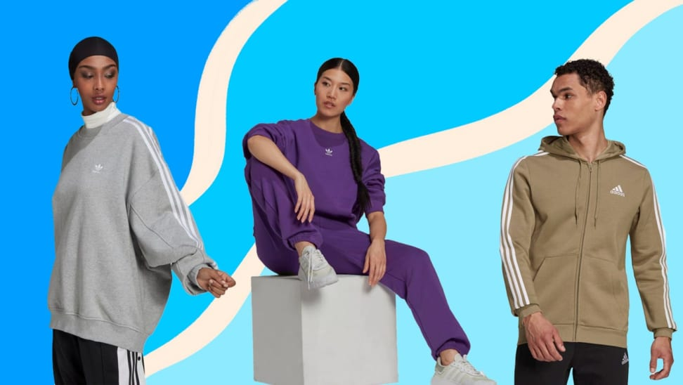 Save up to 50% off during the Adidas fall sale