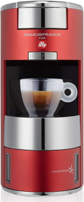 illy Francis Francis X9 - Reviewed Coffee