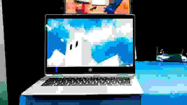 HP x360 Chromebook G1
