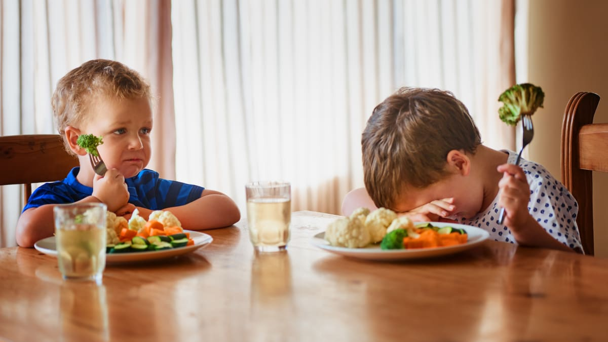 11 clever ways parents can deal with picky eaters