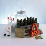 Go pro small batch beer brewing kit