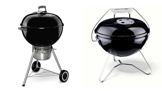 Weber grills