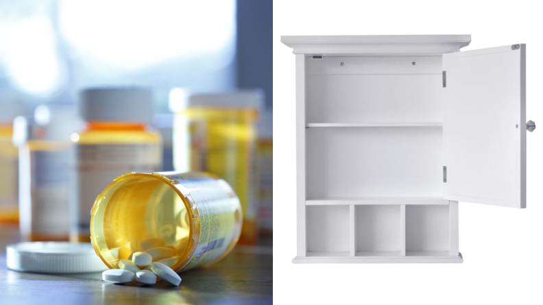 Wayfair Medicine Cabinet