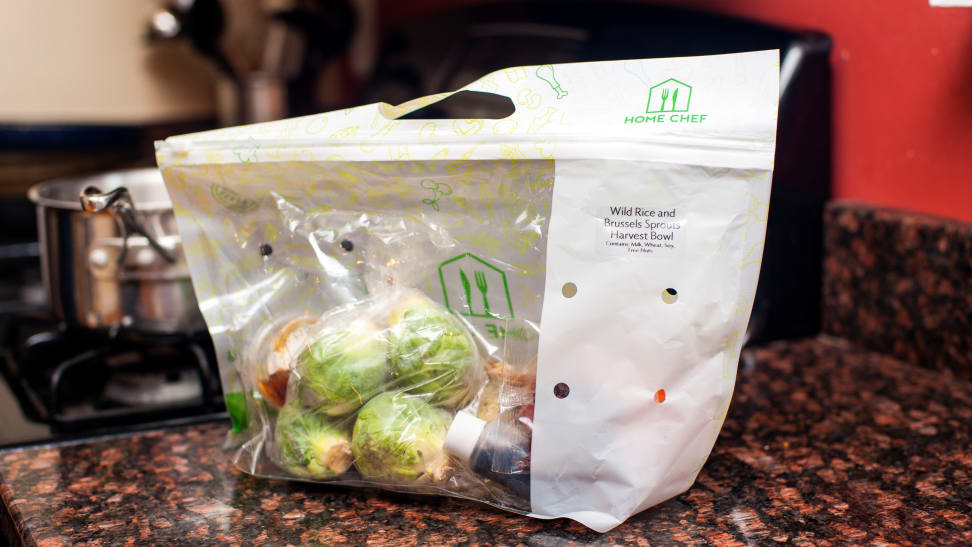 Home Chef Meal Kit - Bag
