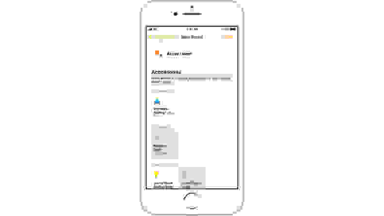 HomeKit Scenes in the iOS 11 Home app