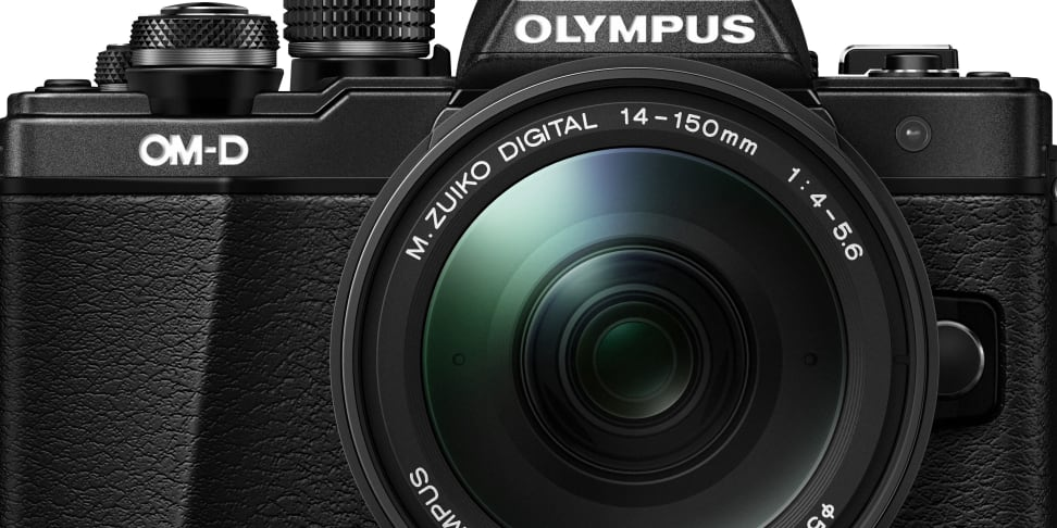 Olympus Om-D E-M10 Mark II Hero