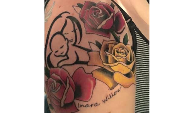 Motherhood Tattoo