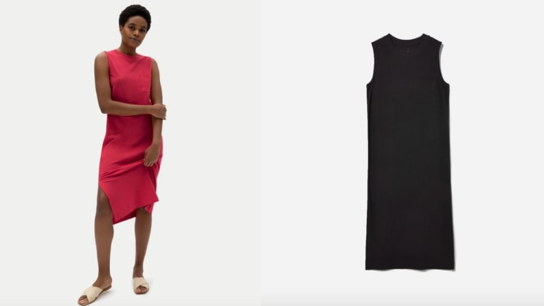 Everlane long dress