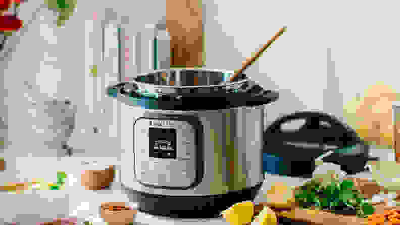 Instant Pot - how to clean