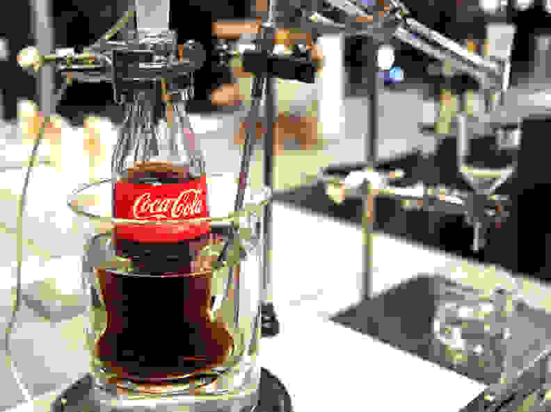 Helmut Smits—The Real Thing, Coca Cola