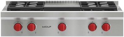 Product Image - Wolf SRT364G