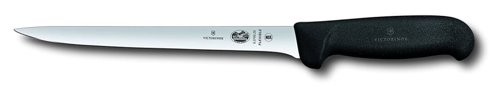 Product Image - Victorinox Fibrox Flexible Filleting Knife