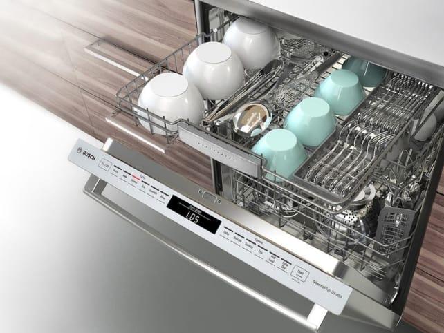 Best Dishwasher: Bosch 800 Series