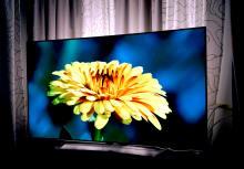 4K TV Big