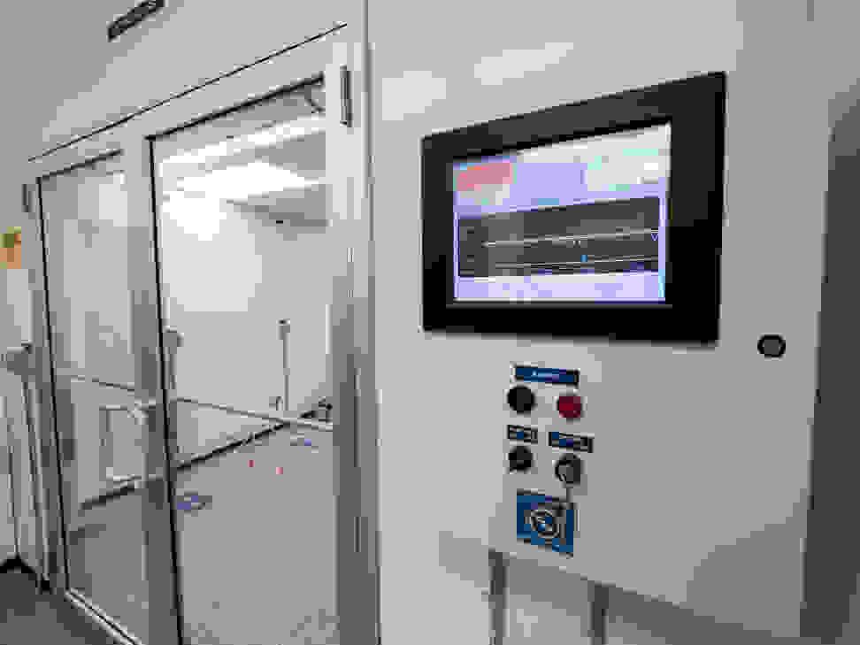 Refrigerator_testing_lab