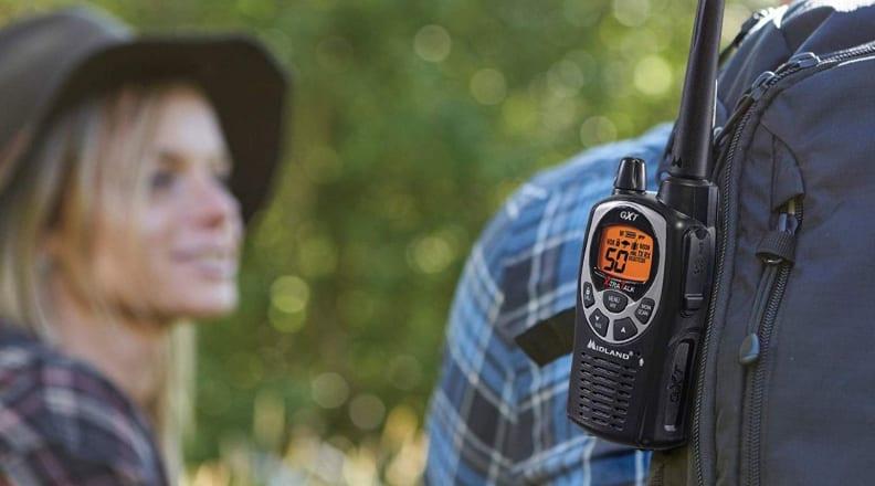 Midland walkie talkie