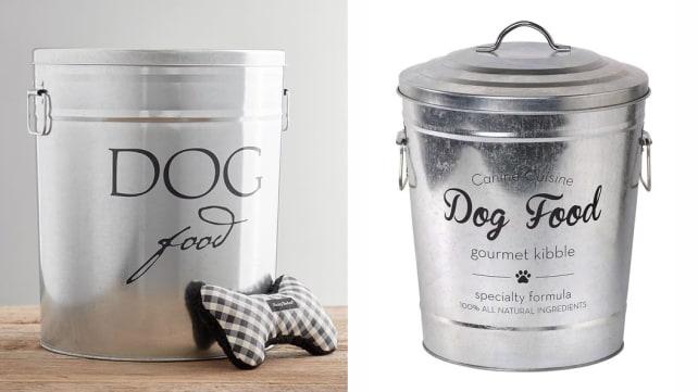 Dog Food Storage Bins