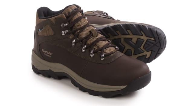 Sierra Trading Post Hi-Tec Hiking Boots