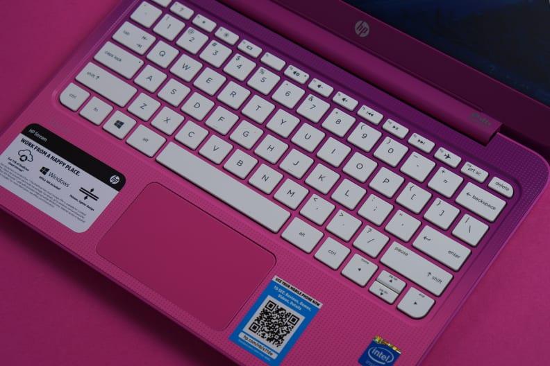 HP Stream Keyboard
