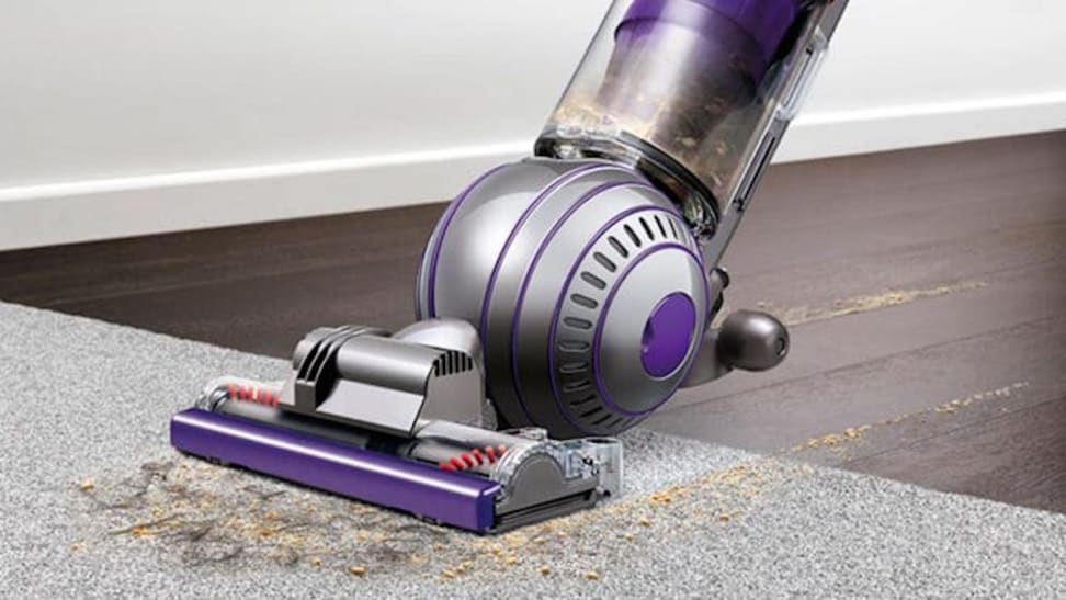 Dyson cleaners are discounted big-time right now.
