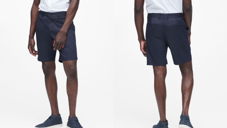 Banana Republic core temp shorts