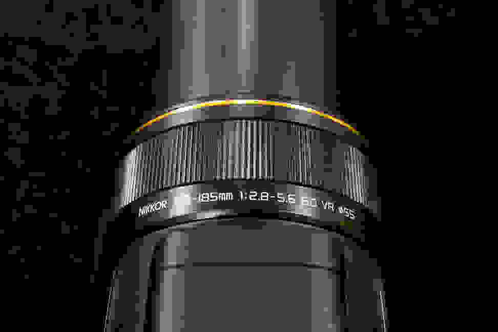 Nikon DL24-500 – Focus Ring