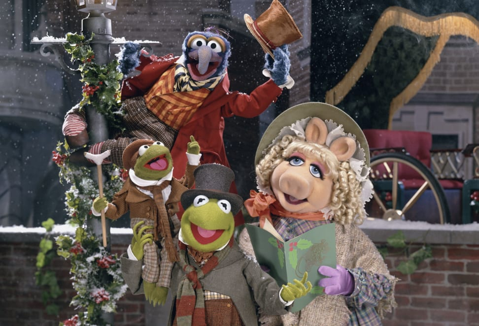 The Muppet Christmas Carol is available to stream online with a free trail