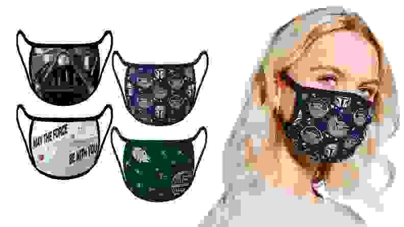 Star Wars Face Masks