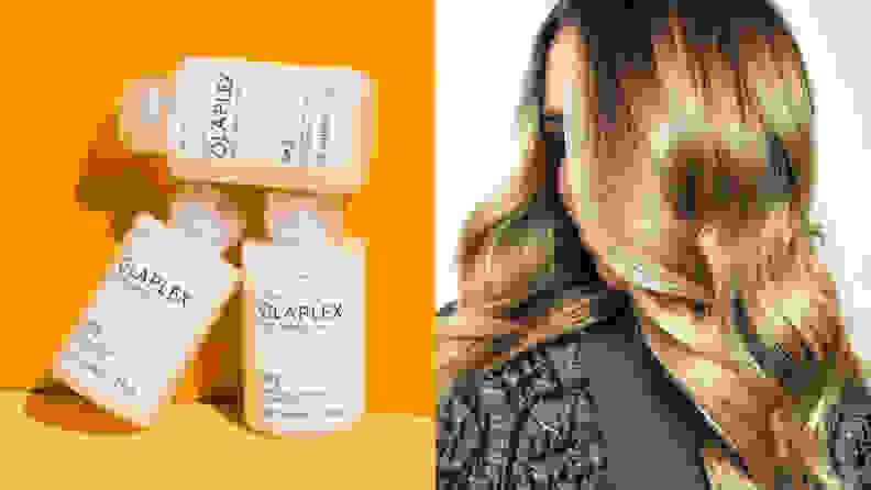 The Olaplex No. 3 Hair Perfector.