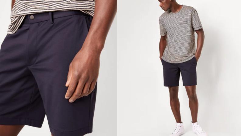 temp shorts