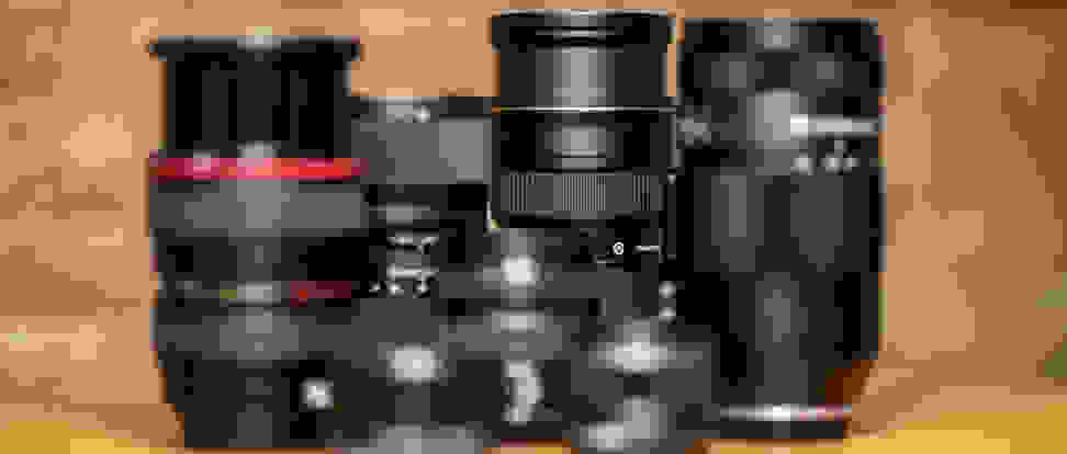 We're here to bring your lens-buying options into sharp focus.