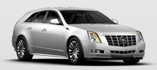 Product Image - 2012 Cadillac CTS Sport Wagon Performance
