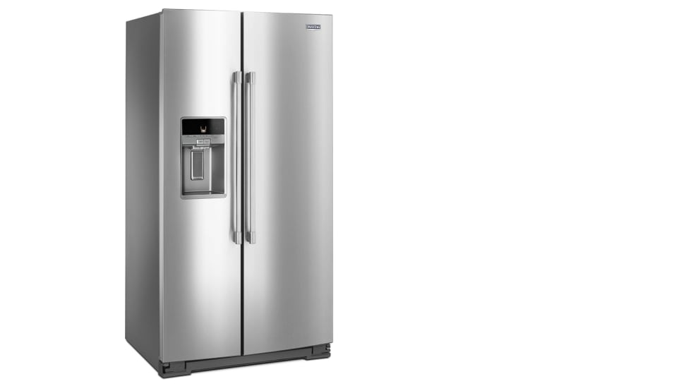 Maytag MSS26C6MFZ Side-by-Side Refrigerator Review