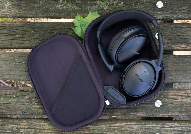 Bose QuietComfort 35 Inside Case