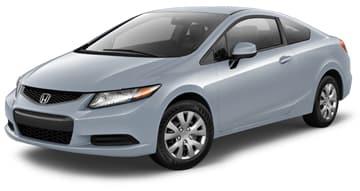Product Image - 2012 Honda Civic Coupe LX