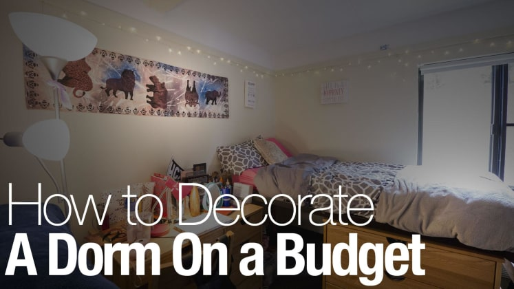 7 ways you can transform your dorm room without hiring an interior designer reviewed for Hiring an interior designer on a budget
