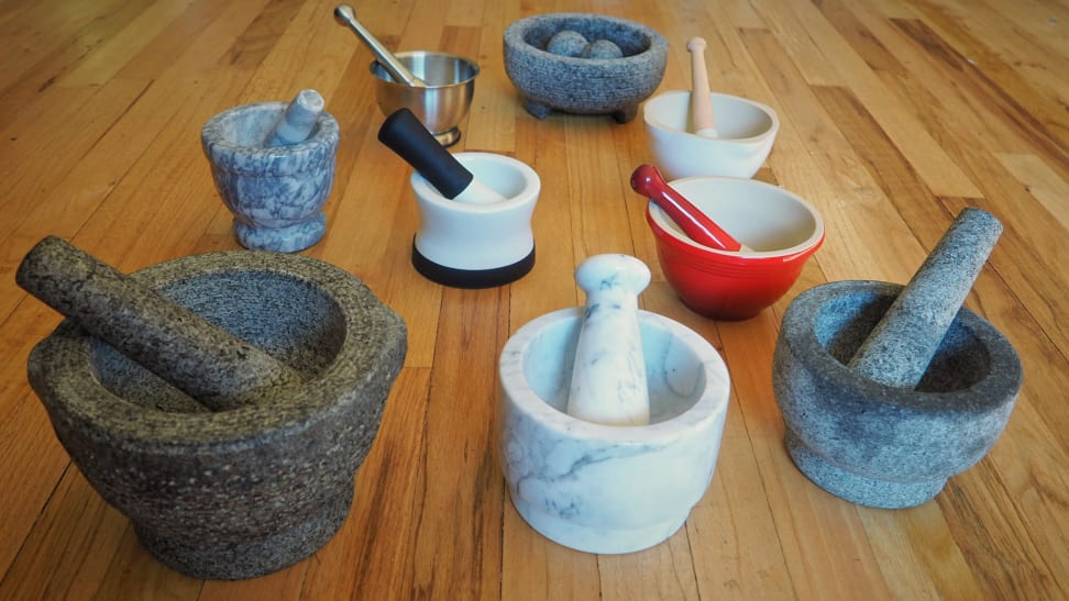 The Best Mortars and Pestles