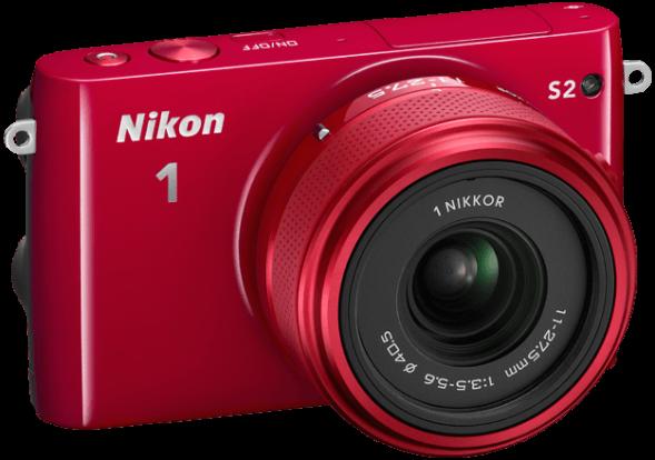Product Image - Nikon 1 S2
