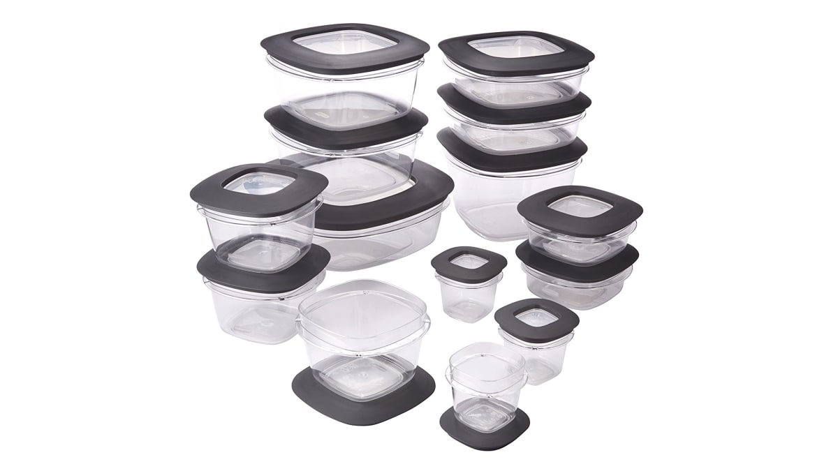 This best selling Rubbermaid food storage set is the lowest price
