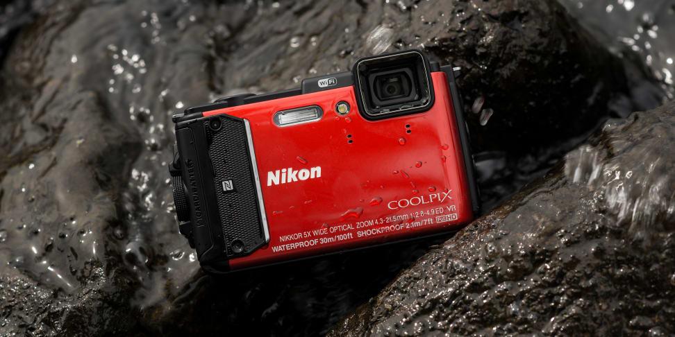 Product Image - Nikon Coolpix AW130