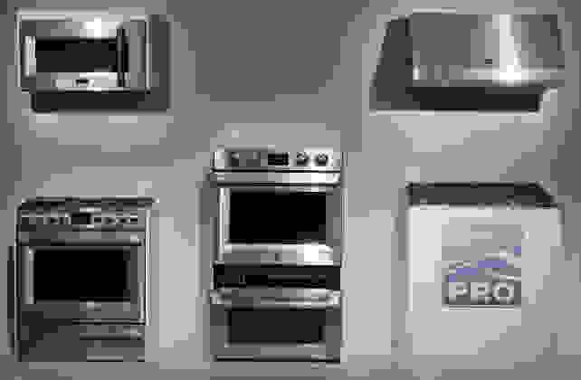 Kenmore Pro Appliances