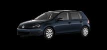 Product Image - 2013 Volkswagen Golf 2.5L 4-Door w/ Convenience & Sunroof
