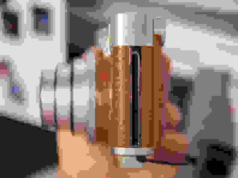 Instax Mini 90 Neo Classic (Brown) –Top