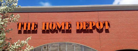 Home depot hero