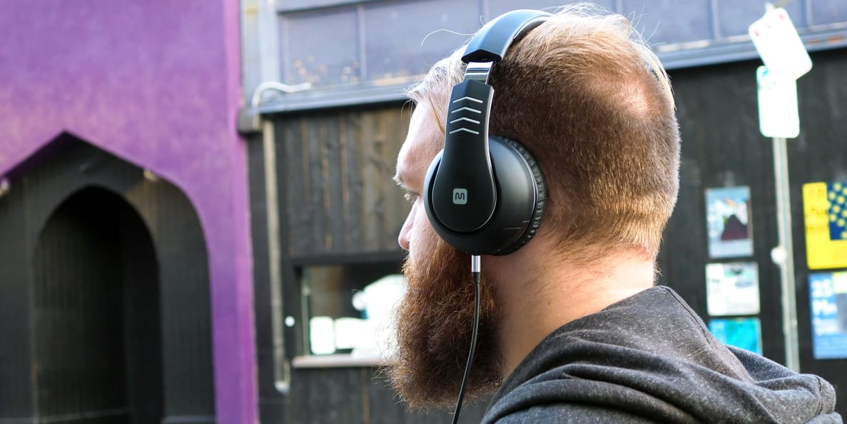 The Monoprice ANC With Bass Boost headphones are good for the price, but not the best noise cancelling headphones we've tested.