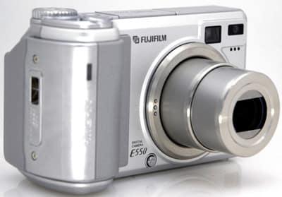 Product Image - Fujifilm  FinePix E550