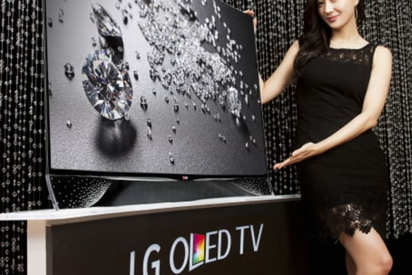 The one-of-a-kind TV will debut at IFA 2014.